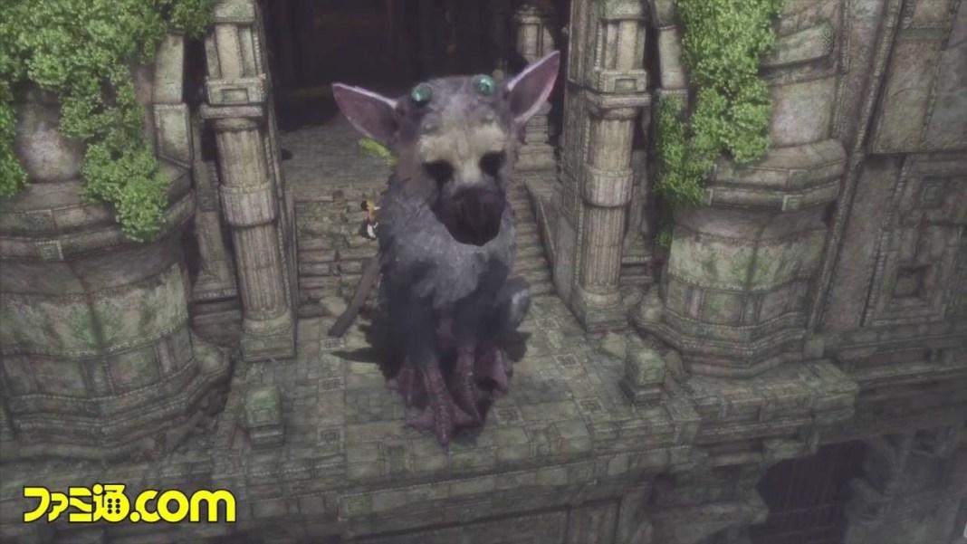 18 minutos de gameplay de The Last Guardian