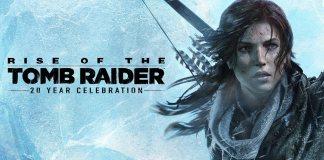 Rise of the Tomb Raider celebra 20 años
