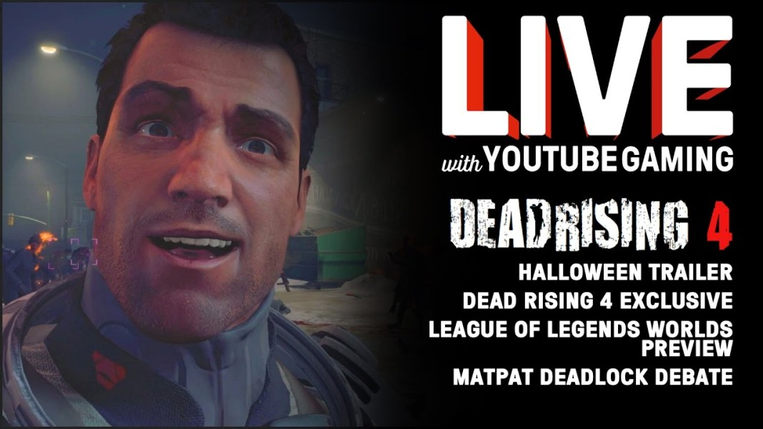 Live with YouTube Gaming Episode 5
