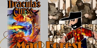 Castlevania III Mad Forest interpretado por Banjo Guy Ollie