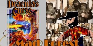 Castlevania III Mad Forest interpretado por Banjo Guy Ollie