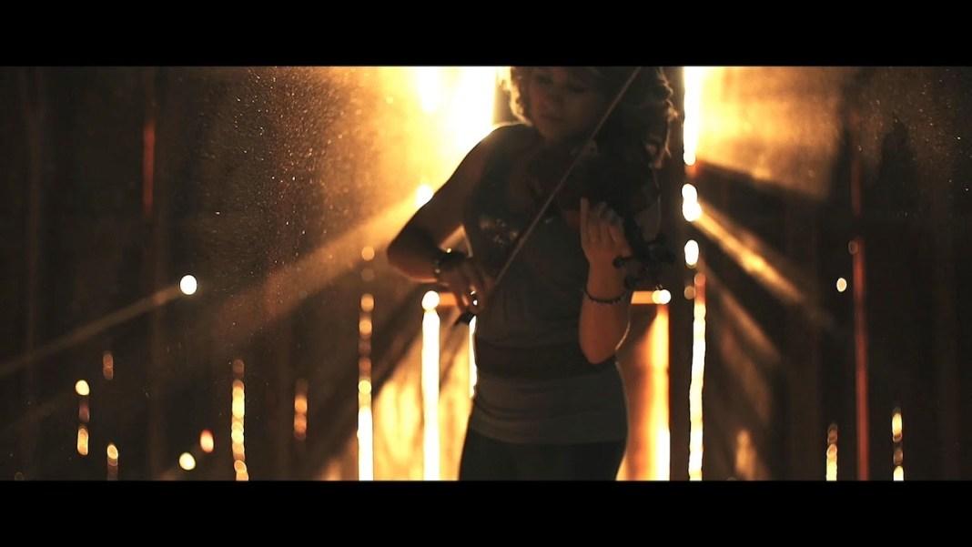Dr Wilys Castle Cover en Violin por Taylor Davis