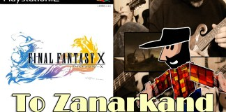 To Zanarkand Final Fantasy X interpretado por Banjo Guy Ollie