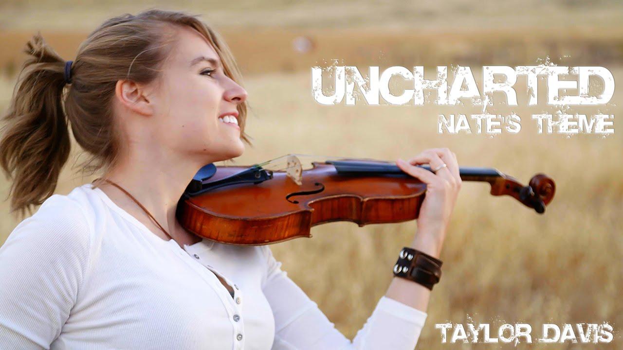 Uncharted Nates Theme Cover por Taylor Davis