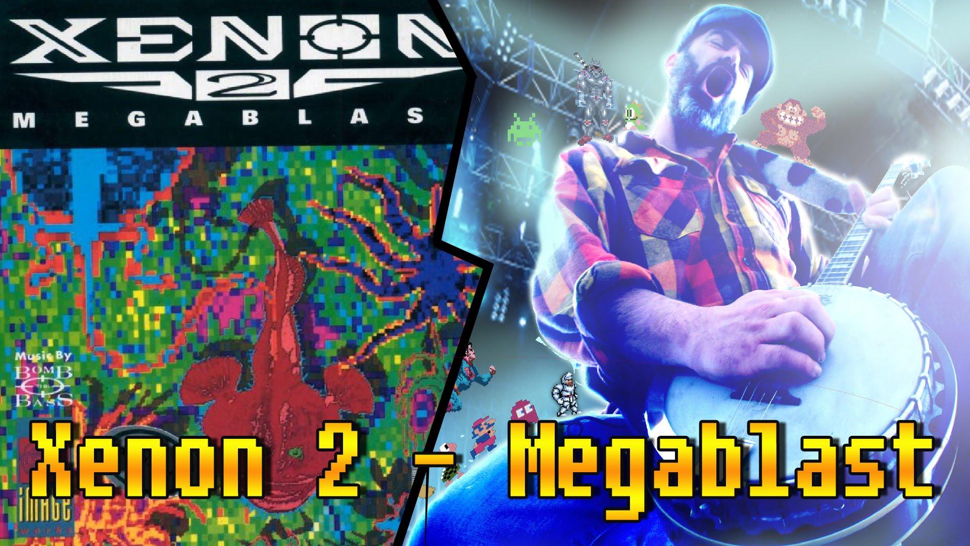 Xenon 2 Megablast Bomb the Bass interpretado por Banjo Guy Ollie