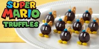 Trufas de Super Mario BOBOMB