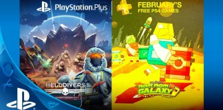 PlayStation Plus de Febrero de 2016