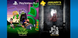 PlayStation Plus de enero de 2017
