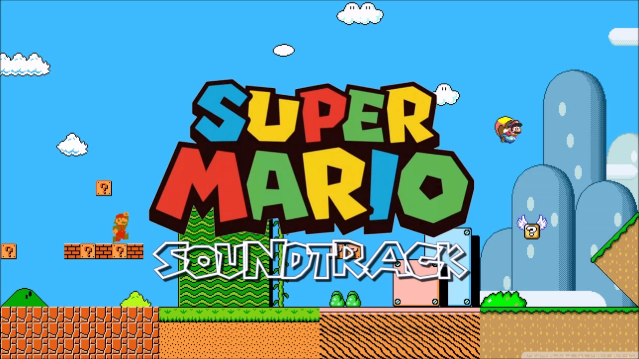 Cinco horas de música de Super Mario