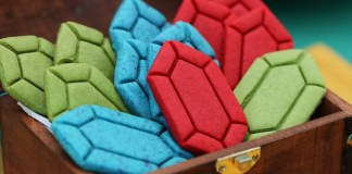 Galletas rupia de The Legend of Zelda