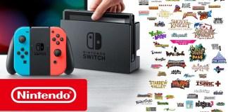 Presentación de los Nindies para Nintendo Switch el 28-02-2017