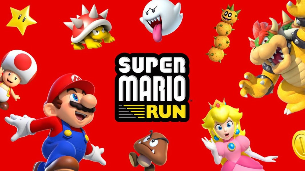 Super Mario Run llega a Android