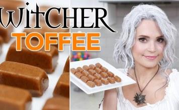 Como hacer Toffee basado en The Witcher