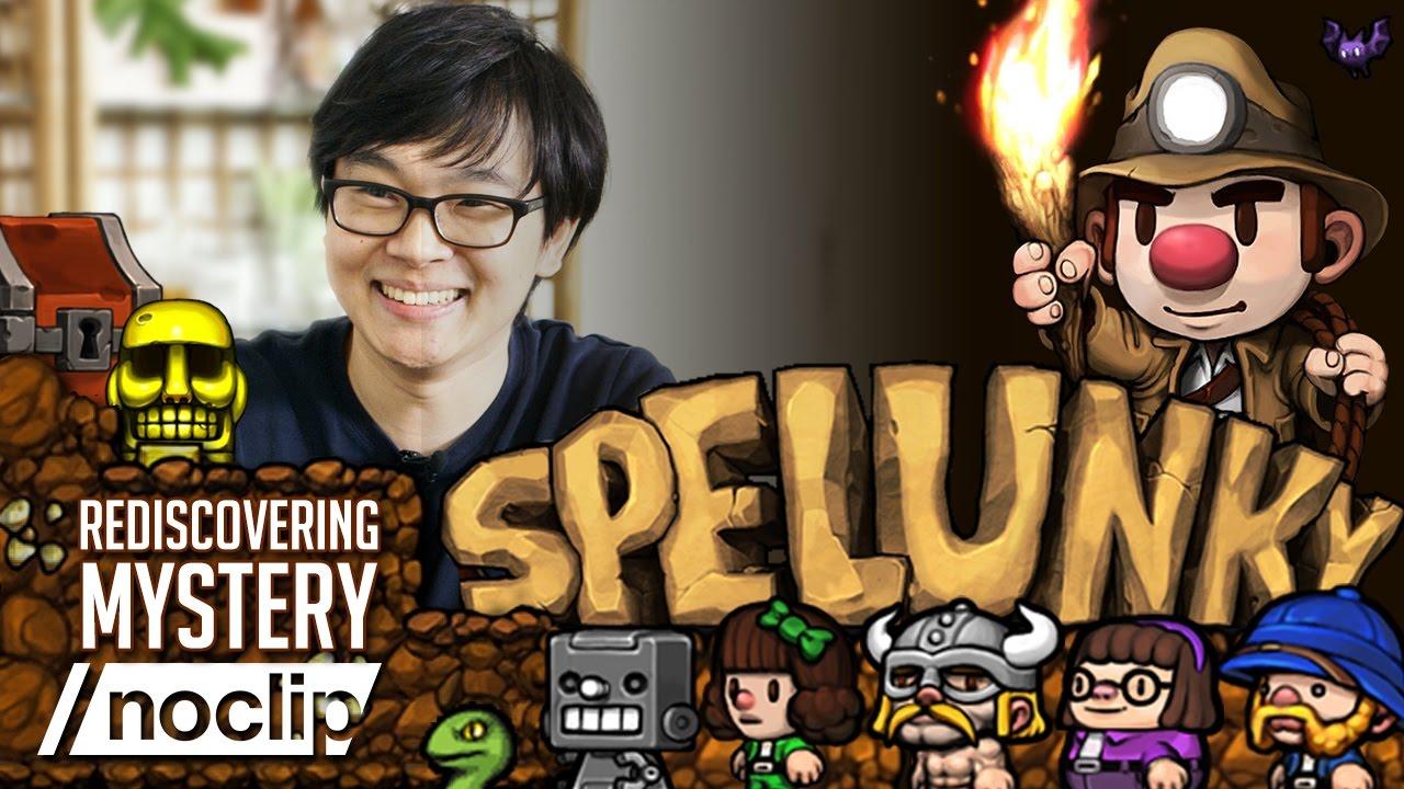 Documental del juego independiente Spelunky