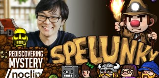 Documental del juego independiente Spelunky