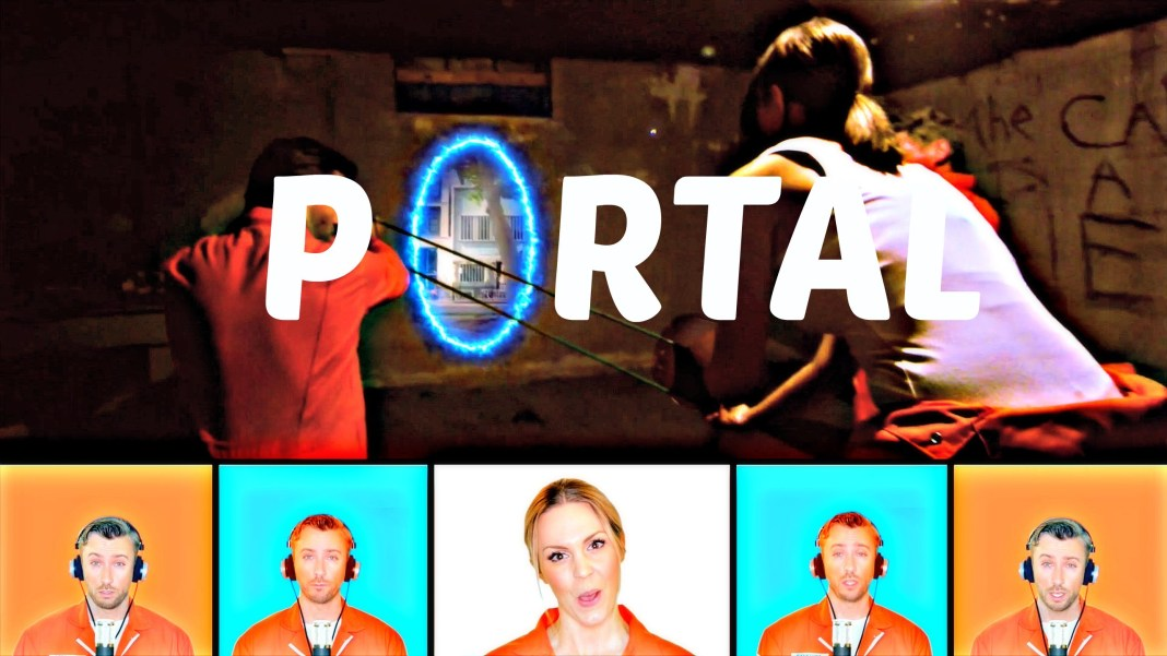 Portal The Cake is a Lie