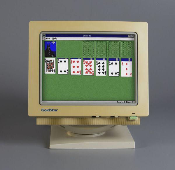 Windows Solitaire 1991