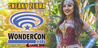 WonderCon 2017 Cosplay Music Video