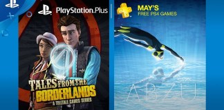 PlayStation Plus de mayo de 2017