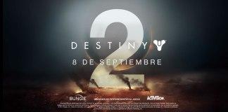 Trailer de presentación mundial de Destiny 2