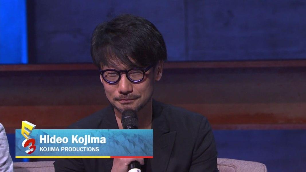 Hideo Kojima se presenta en E3 Coliseum y conversa con Jordan Vogt Roberts - E3 2017