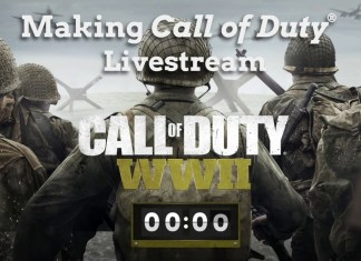 Making Call of Duty® WWII