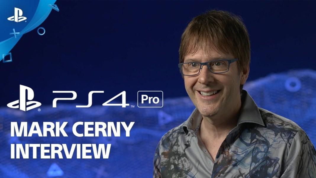 Mark Cerny conversa acerca de PS4 Pro y el futuro del Gaming