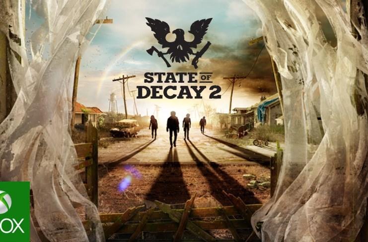 State of Decay 2 presenta su trailer en E3 2017