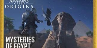Ubisoft presenta otro trailer de Assassin's Creed Origins