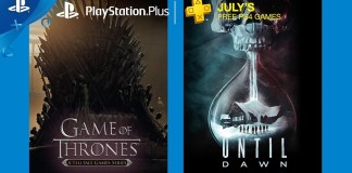 PlayStation Plus de julio de 2017