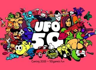 UFO 50 es una interesante colección de 50 juegos indie