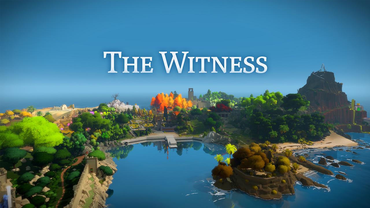 El impresionante puzzle visual The Witness llega a iOS