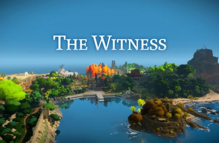 El impresionante puzzle visual The Witness llega a iOS