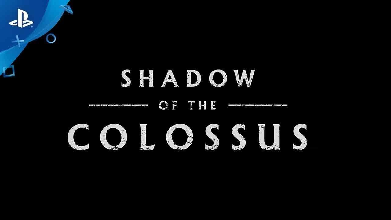 Nuevo tráiler de Shadow of the Colossus desde el TGS 2017