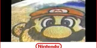 Algunos comerciales de juegos de Nintendo de los años 80s y 90s