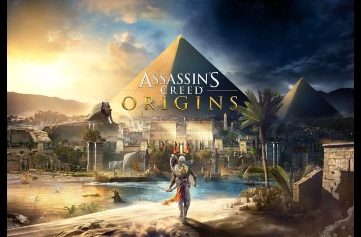 Assassins Creed Origins presenta su trailer cinemático de lanzamiento