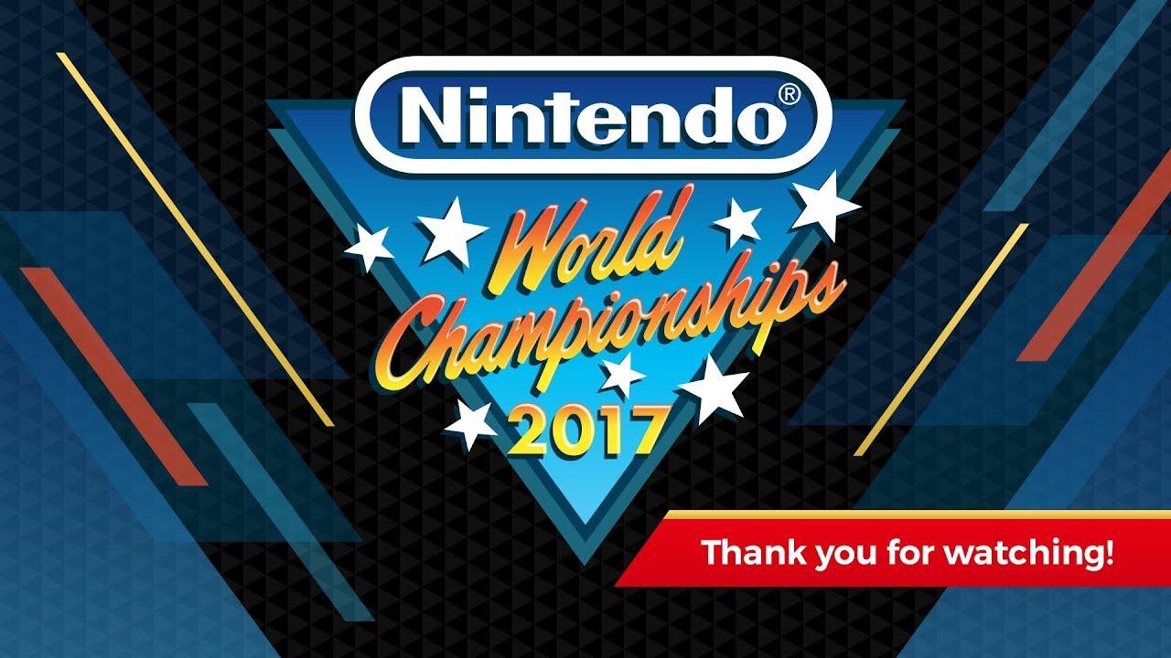 Nintendo World Championships 2017