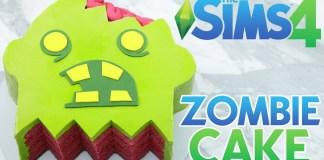 Queque de Zombie de Sims 4