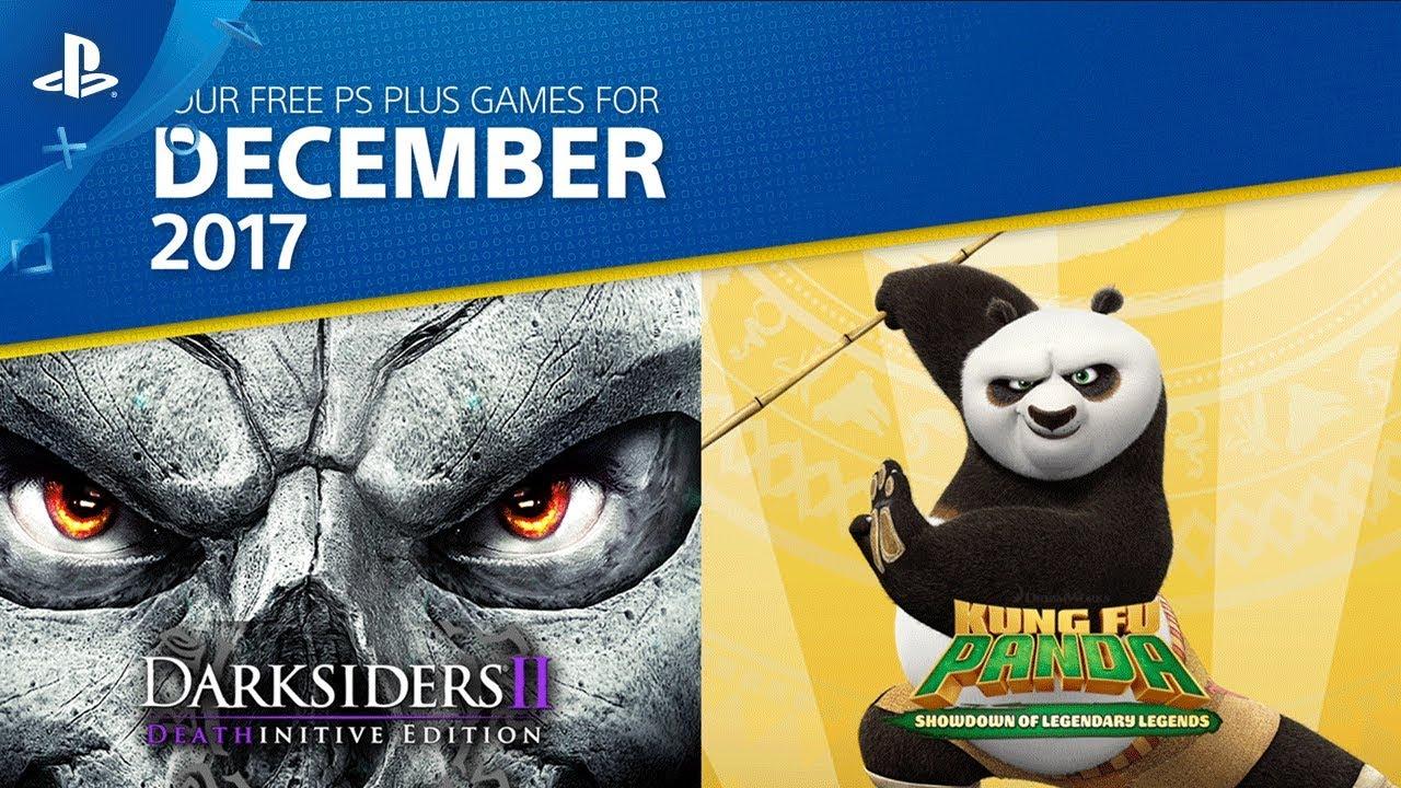 PlayStation Plus del mes de diciembre de 2017