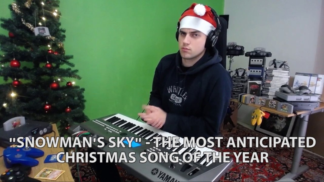 SethEverman presenta Video Games Christmas Music
