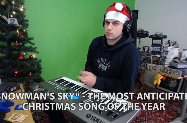 SethEverman presenta Video Games Christmas Music