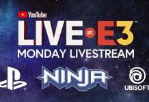 YouTube Live at E3 2018 día 2