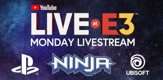YouTube Live at E3 2018 día 2