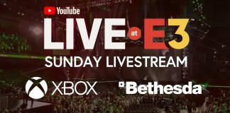 YouTube Live at E3 día 1