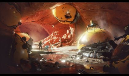 ReCore-Dungeon Concept