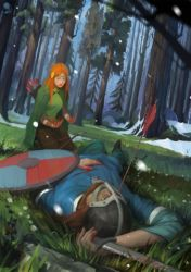 The Banner Saga 2-Not a Fairy Tale RPG