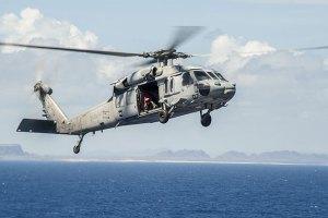 Helicóptero Multimisión Naval Sikorsky MH-60R Seahawk