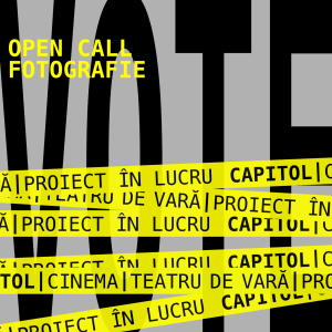NEW Open call for CAPITOL – Photography