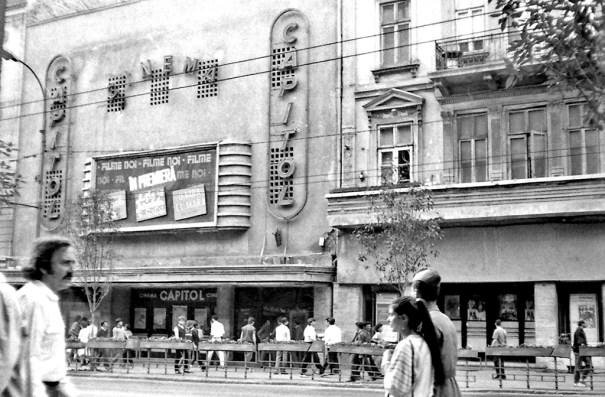 1980 Cinema Capitol Andrei Barsan