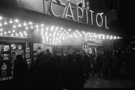 1941 Willy Pragher Cinema Capitol